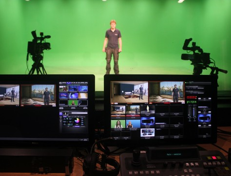 TV Studio Install from Innovation Productions