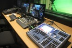 Studio Control Room Installation -