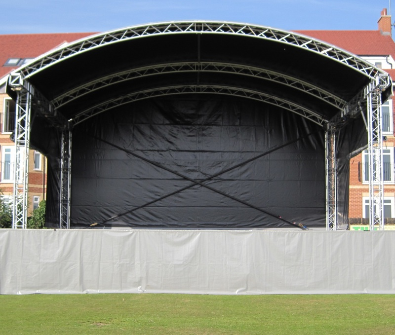 Medium Outdoor Stage 171 Innovation Productions
