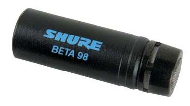 Shure Beta 98 Hire