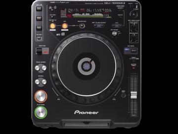 CDJ 1000MK3 DJ CD Player