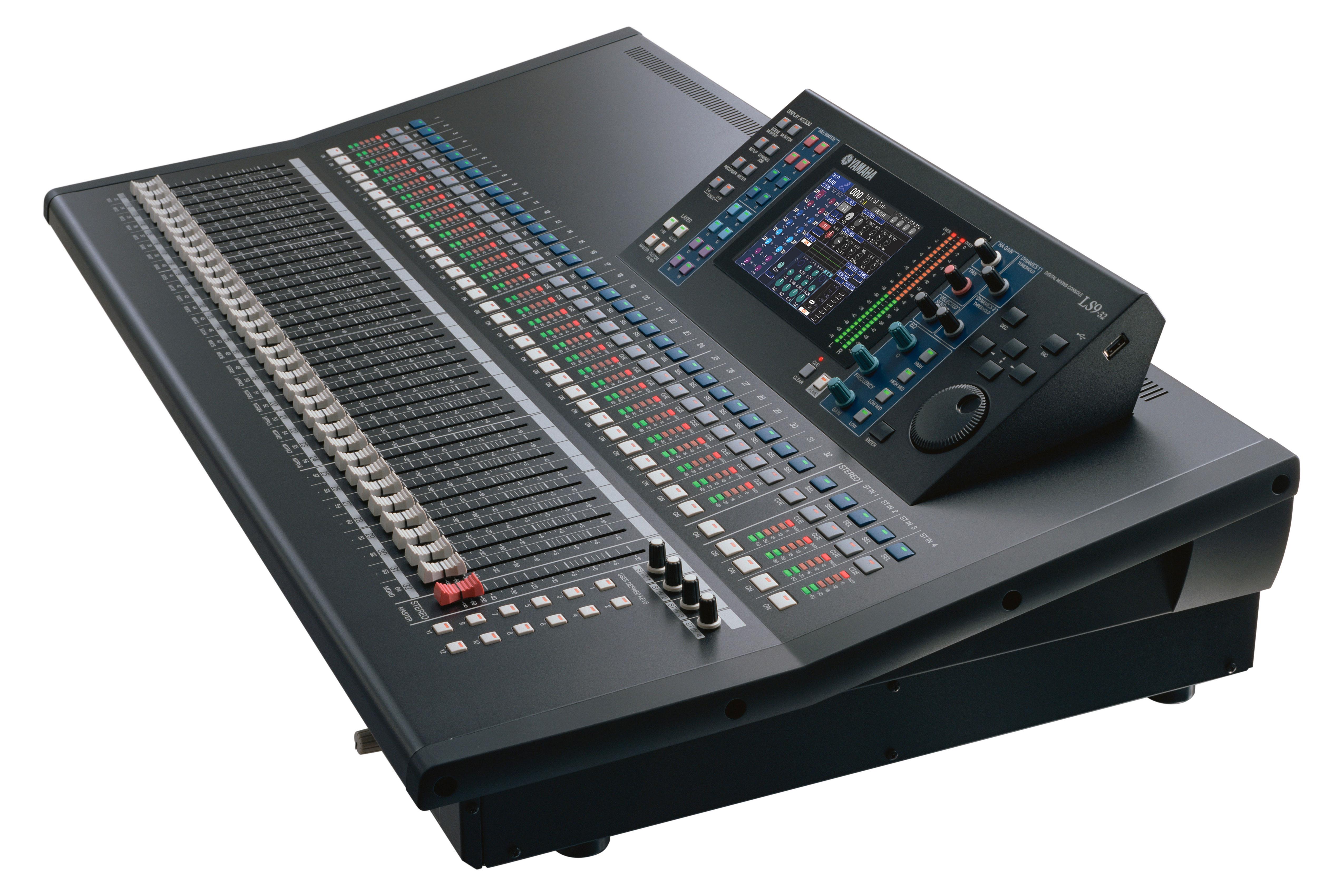 yamaha ls9 32 digital mixing desk innovation productions. Black Bedroom Furniture Sets. Home Design Ideas
