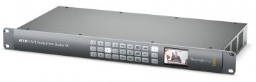 Blackmagic Design Switcher