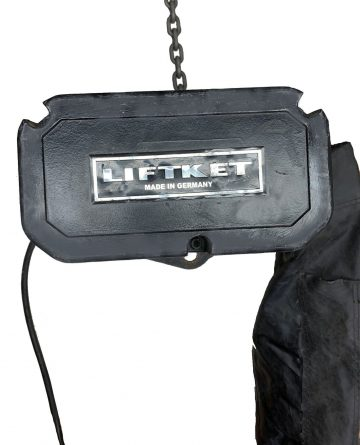 liftket 1000kg Hoist Hire