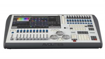 Avolites Tiger Touch II hire